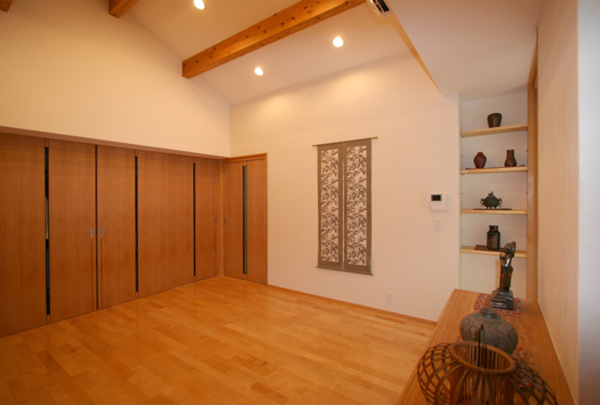 「栃木県 足利市 久保田町の家」 メイン画像