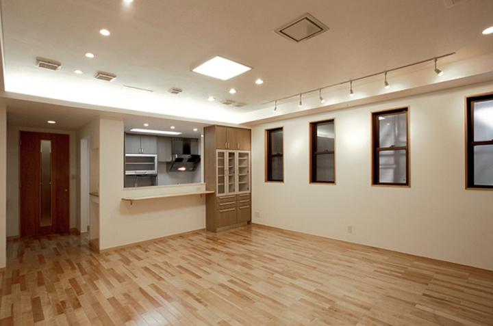 東京都 台東区 東上野の家メイン画像