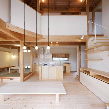 一戸建て「兵庫県 姫路市 N's HOUSE」 サムネイル画像
