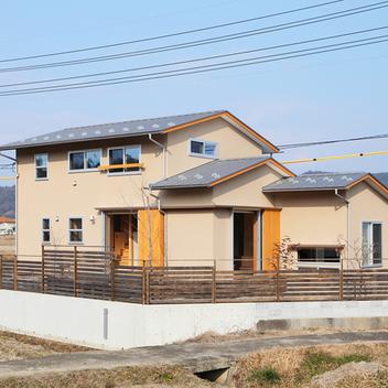 一戸建て「岡山県 ほとりの家」 サムネイル画像