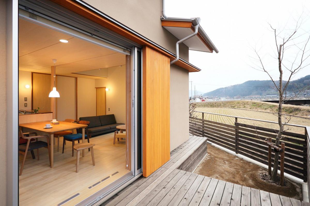 「岡山県 ほとりの家」 メイン画像