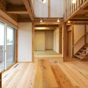 一戸建て「徳島県 M様邸」 サムネイル画像