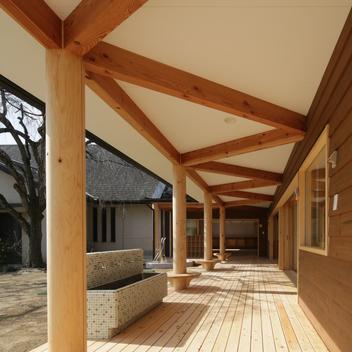 公共施設「京都市左京区 聖光幼稚園新築棟」 サムネイル画像