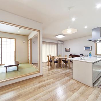 一戸建て「埼玉県葛飾郡 T様邸」 サムネイル画像