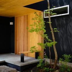 『森の中のコートハウス』in津山市東一宮サブ画像1