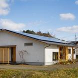 「南北に広がる茶ノ間 FLAT HOUSE」 サムネイル画像7