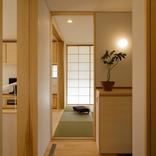 「南北に広がる茶ノ間 FLAT HOUSE」 サムネイル画像5