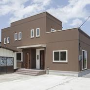 「鶴岡市U様邸「たかしまモダンの家」」サムネイル画像