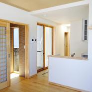 「快適コンパクトな平屋建て」サムネイル画像