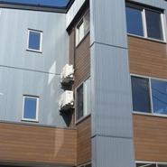 「『職住一体、3階建て木づかいの家』」サムネイル画像