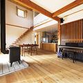 「木のくに家の注文住宅」サムネイル画像