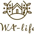 「WA-life」ロゴ